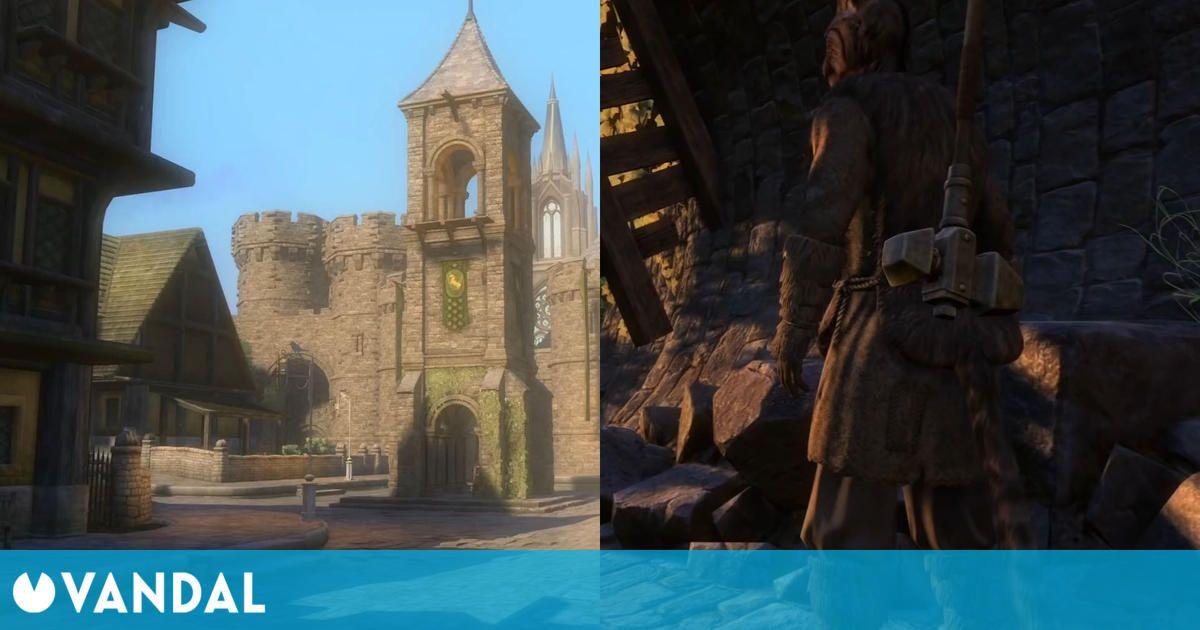 El ambicioso mod The Elder Scrolls: Skyblivion revela un impactante tráiler de 20 minutos