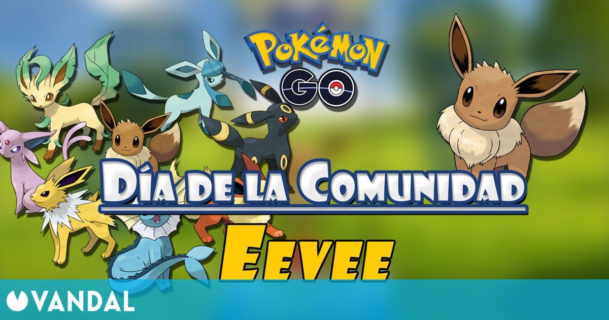 Pokémon GO: Día de la Comunidad de Eevee; fecha, bonus y detalles (agosto 2021)
