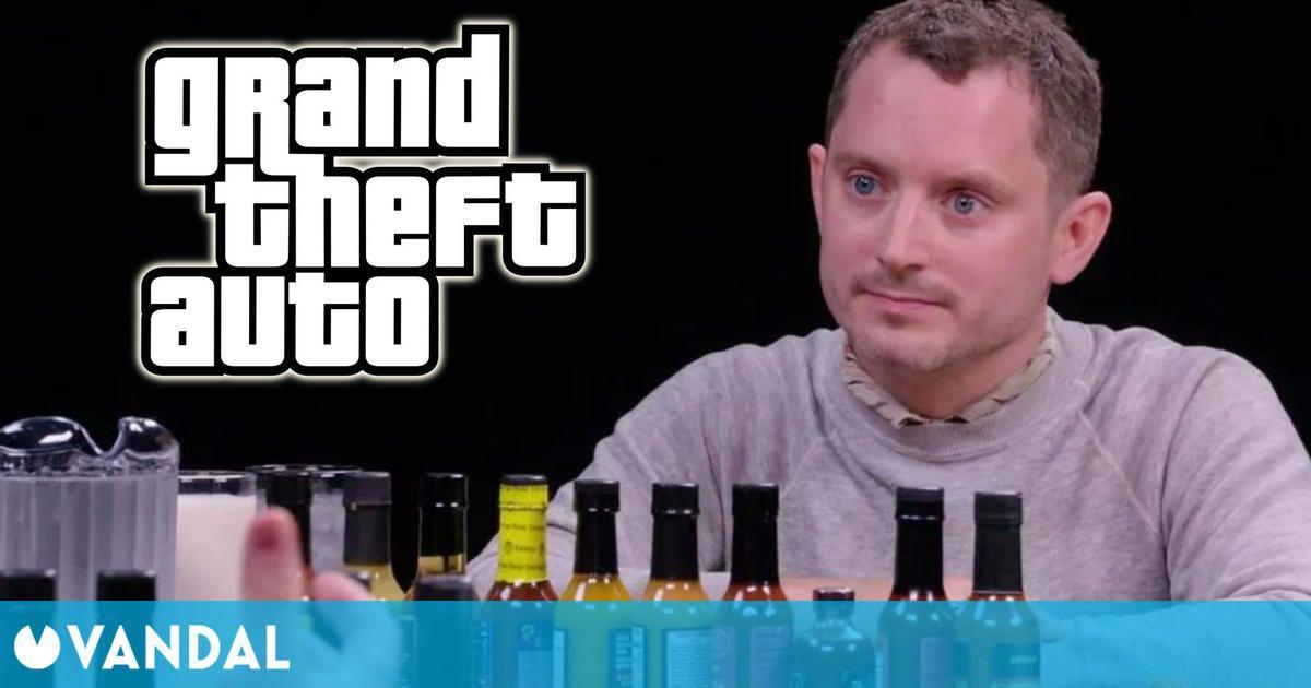 Elijah Wood considera que Grand Theft Auto podría ser una gran serie de televisión