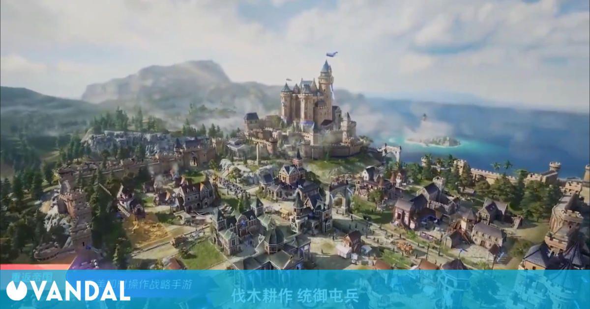 Los creadores de Pokémon Unite trabajan en un Age of Empires para móviles