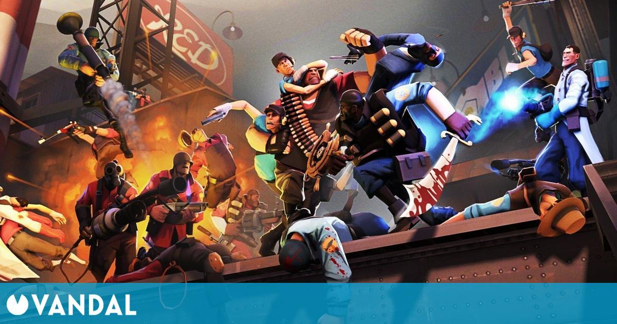 Team Fortress 2: Así es el remake del clásico de Valve hecho por modders