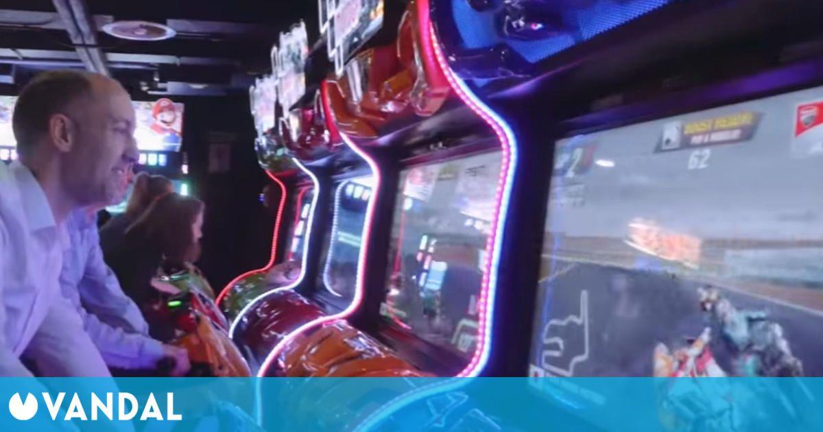 El salón recreativo Namco Funscape de Londres cierra sus puertas tras 25 años