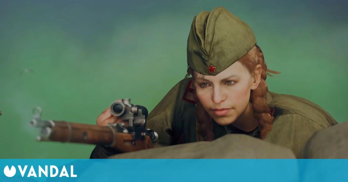 Call of Duty Vanguard comienza a promocionarse dentro de Warzone