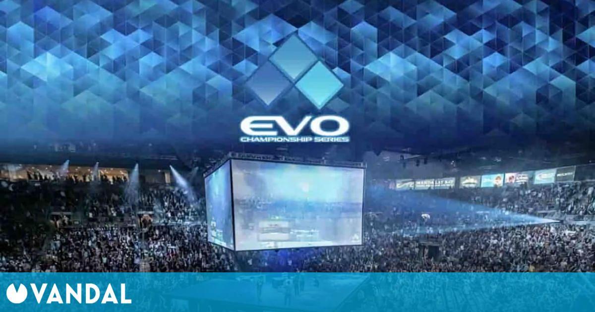 La competición de juegos de lucha EVO volverá al formato presencial en agosto de 2022