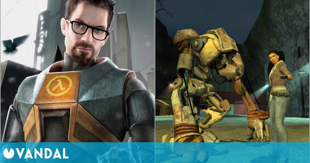 La comunidad de Half-Life 2 se une para batir los récords de jugadores simultáneos