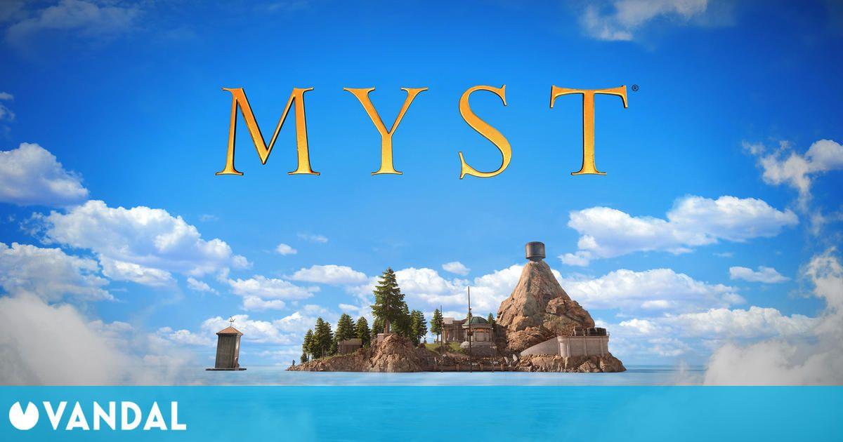 El remake de Myst llegará a Xbox, PC y Xbox Game Pass el 26 de agosto