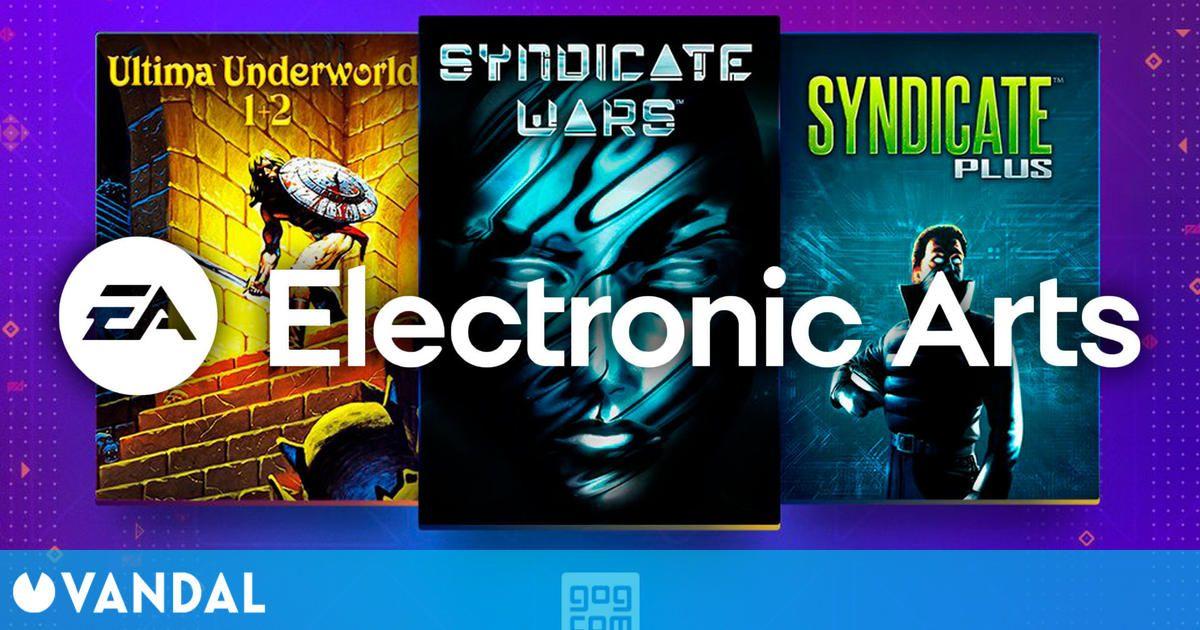 Electronic Arts reconoce no haber pensado en los jugadores al retirar juegos clásicos de GOG