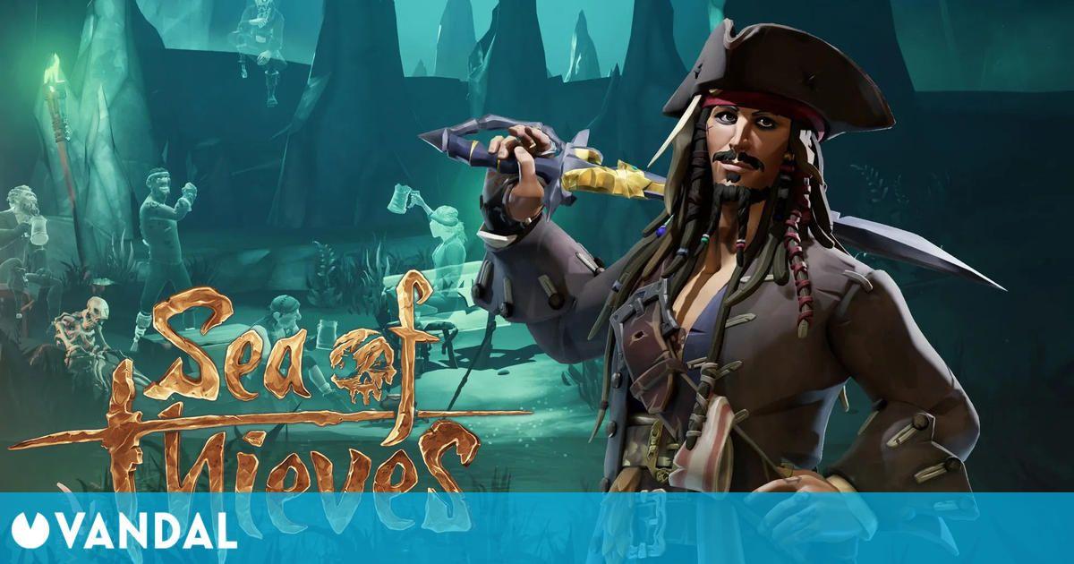 Sea of Thieves: A Pirate's Life alcanzó los 4,8 millones de jugadores en junio