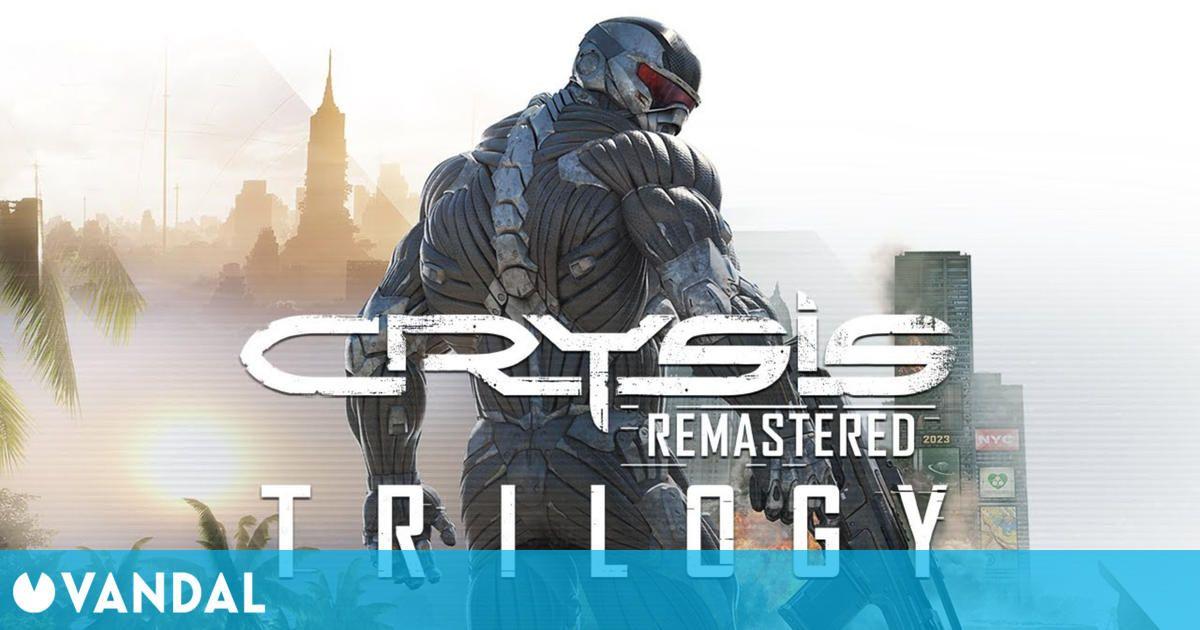 Crysis 2 y 3 Remastered admitirán ray tracing, pero solo en PC