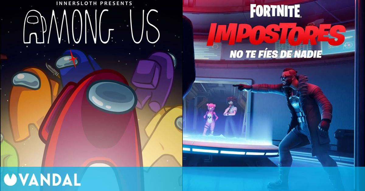 Los creadores de Among Us querrían haber colaborado con Fortnite en Impostores