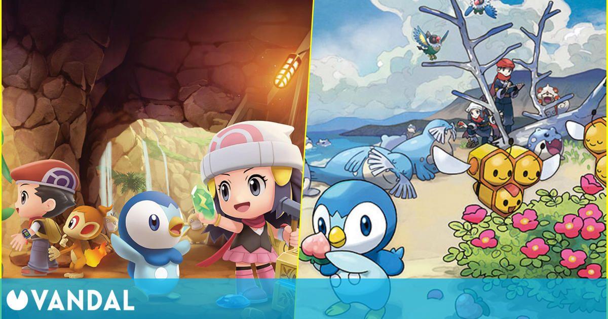 Resumen Pokémon Presents: Leyendas Arceus, Diamante Brillante / Perla Reluciente y más