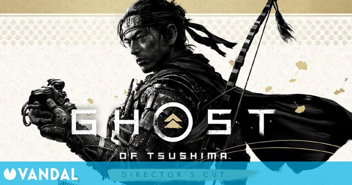 Ghost of Tsushima: Director's Cut anticipa su estreno con un intenso tráiler de lanzamiento