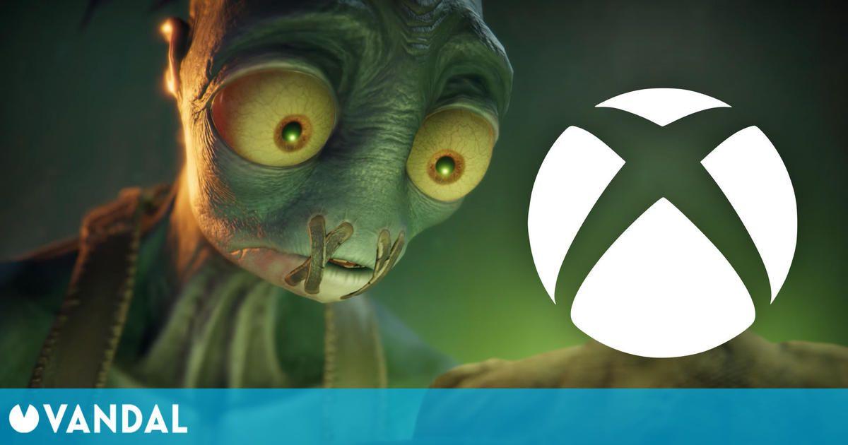 Oddworld: Soulstorm anuncia su llegada a Xbox Series X/S y Xbox One