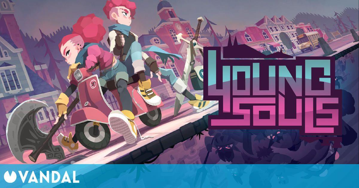 Young Souls: Una aventura muy cartoon que ya está disponible en Stadia