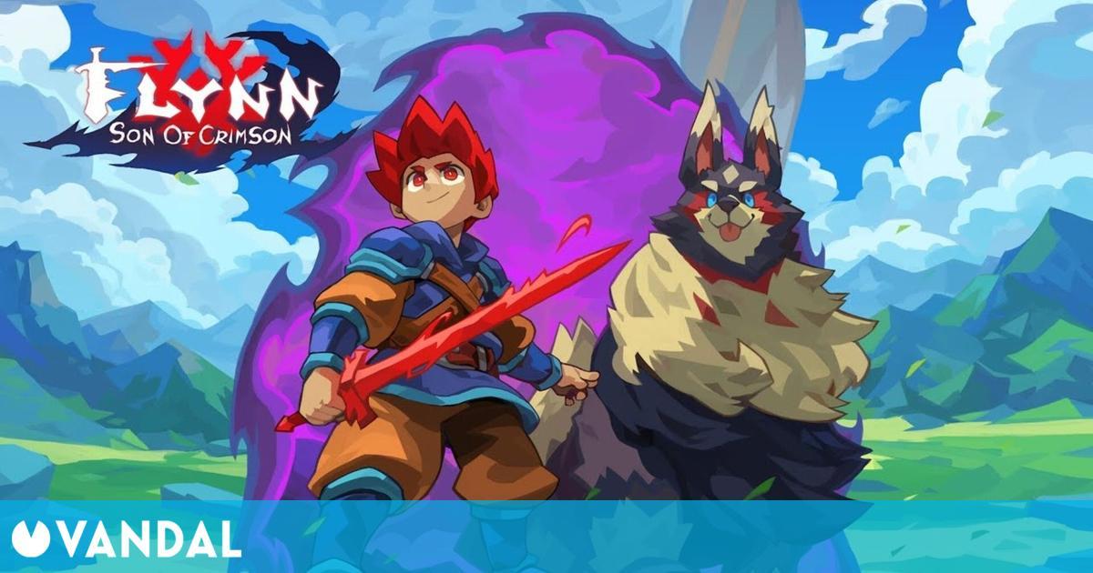Flynn: Son of Crimson, un juego de aventuras en 2D, llega el 15 de septiembre