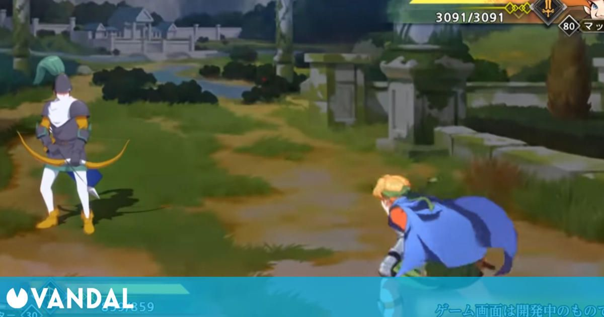 Shining Force: Heroes of Light and Darkness presenta su tráiler con 'gameplay'