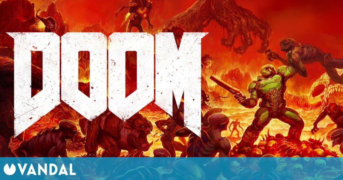 Doom Slayers Collection llegará a Nintendo Switch con varios juegos de la saga