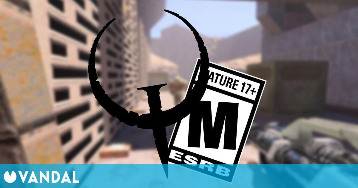 Quake aparece en ESRB para PS5, Xbox Series X/S, PS4, Xbox One, PC y Switch