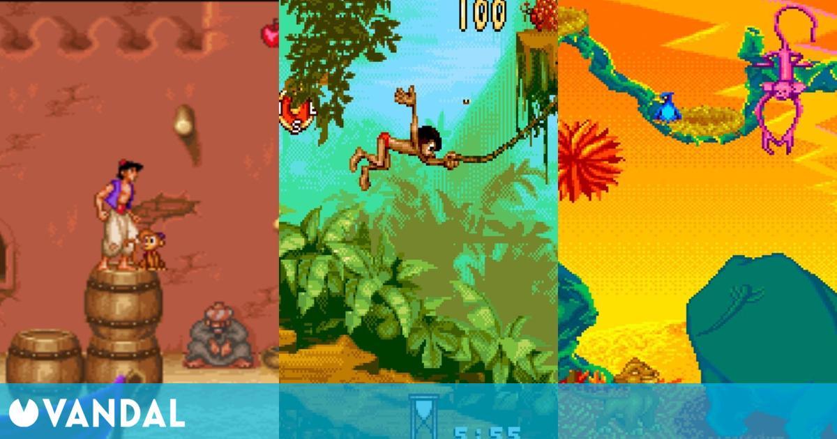 Disney Classic Games podría recibir una nueva colección con El Libro de la Selva, según ESRB