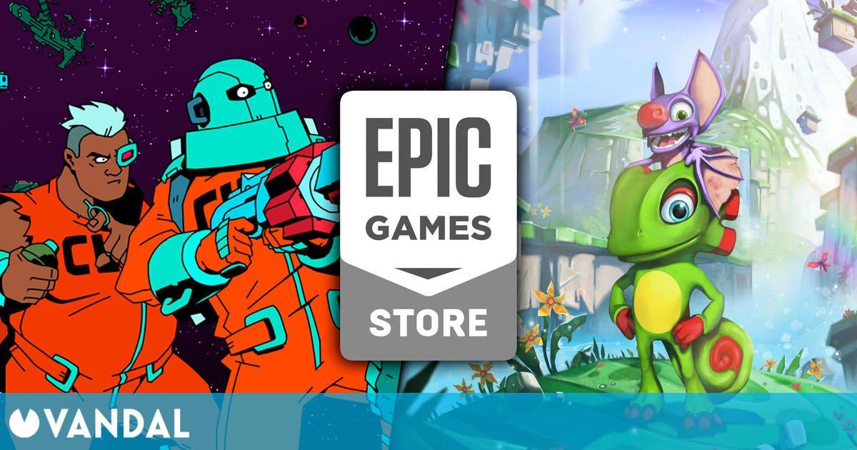 Yooka-Laylee y Void Bastards gratis en Epic Games Store; Automachef la próxima semana