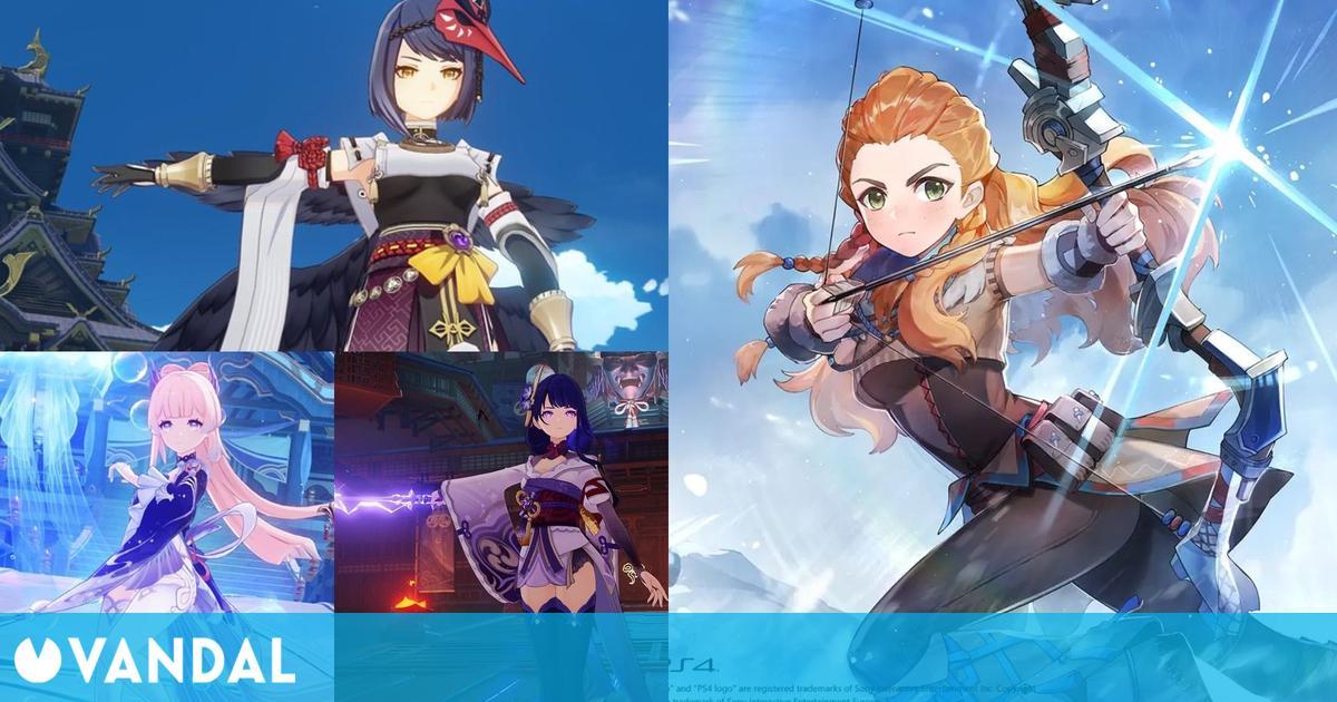 Genshin Impact se actualiza a la versión 2.1 el 1 de septiembre: personajes, pesca y más