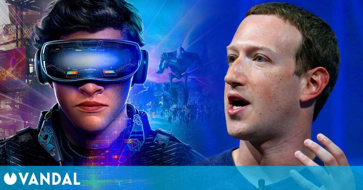 Mark Zuckerberg quiere convertir Internet en un metaverso al estilo Ready Player One