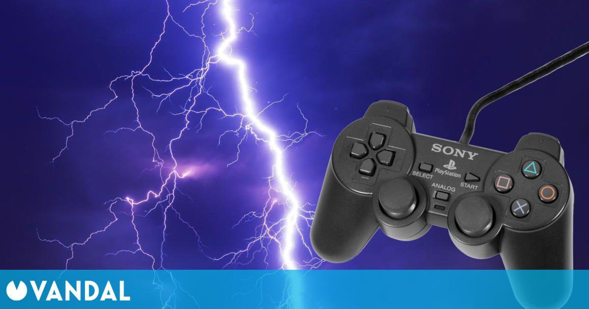 Recibe una descarga eléctrica a través de un DualShock 2 mientras jugaba a GTA: San Andreas