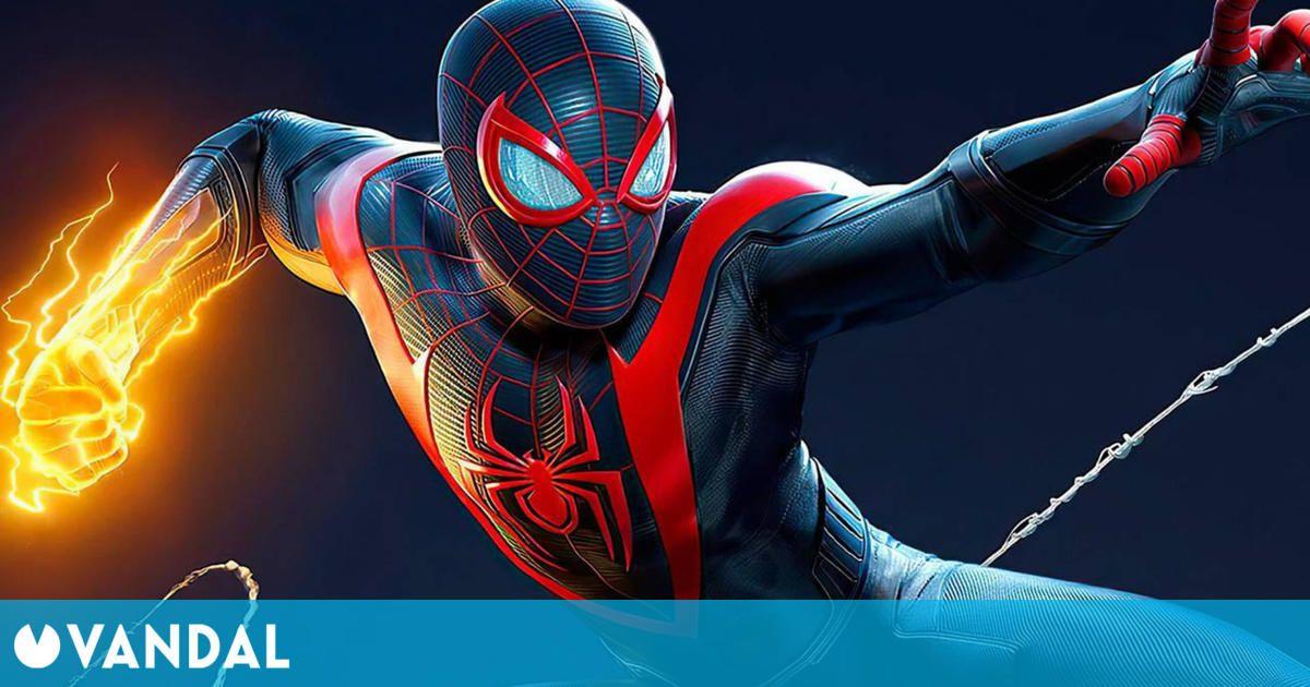 Spider-Man: Miles Morales se ha jugado 96 millones de horas, informa Insomniac Games