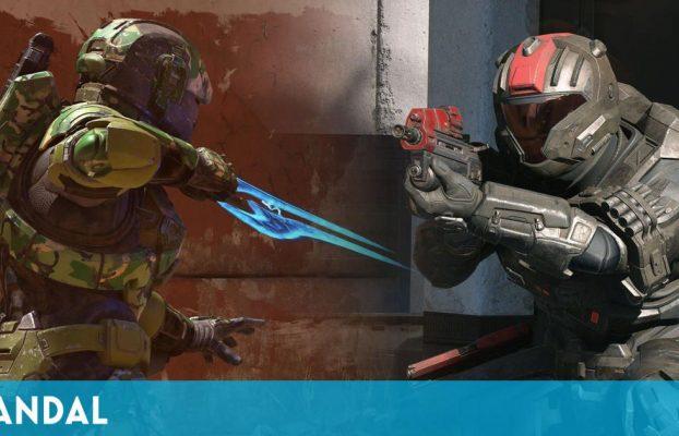 Halo Infinite podría tener un modo 'battle royale' según archivos encontrados en su demo