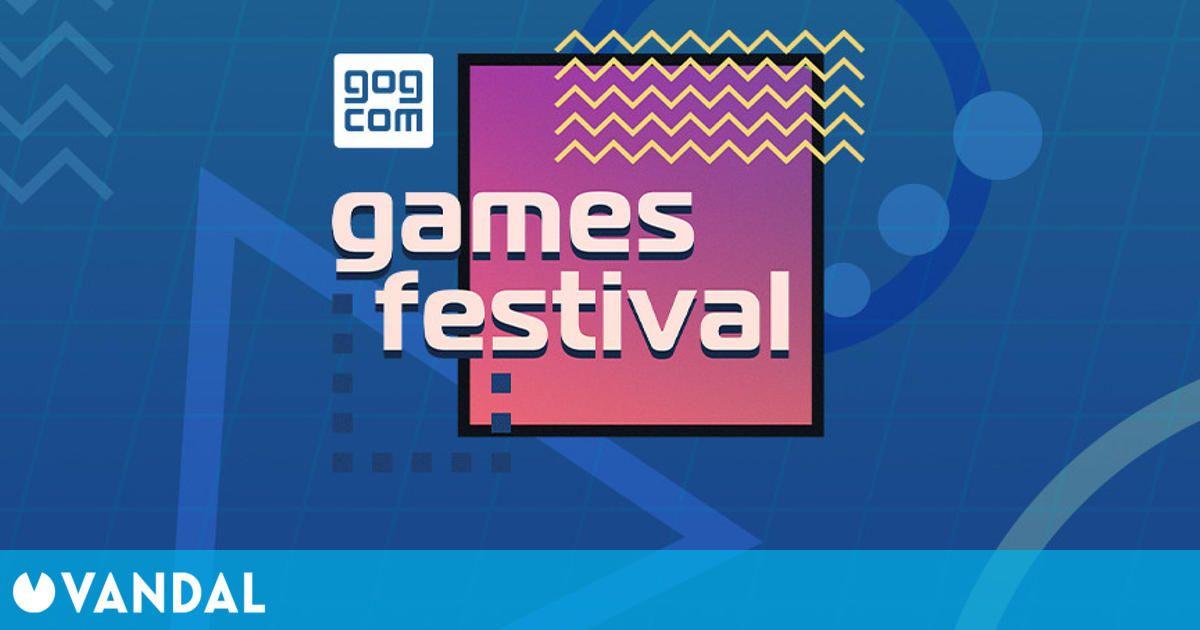 GOG celebra su Games Festival con nuevos juegos, demos y descuentos hasta el 2 de septiembre