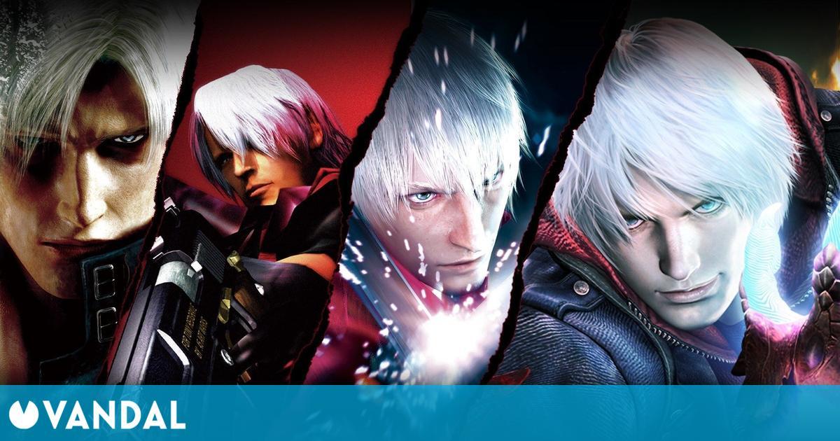 Devil May Cry cumple 20 años de su lanzamiento original en PS2