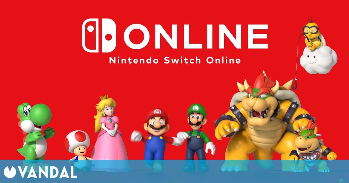 Nintendo ofrece gratis 7 días de Switch Online incluso si ya se ha usado la prueba