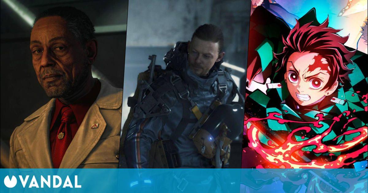 Gamescom ONL anticipa que veremos Far Cry 6, Death Stranding y otros juegos