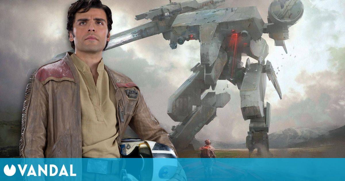Oscar Isaac, actor de Snake, habla sobre la película Metal Gear Solid: 'Me encantó el juego'