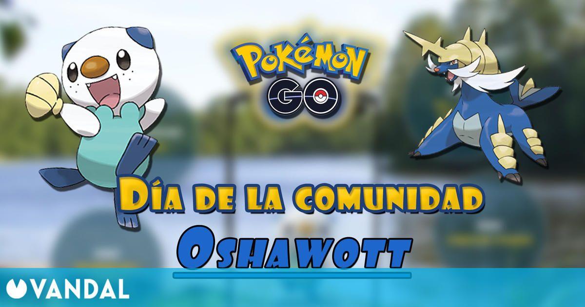 Pokémon GO: Día de la Comunidad de Oshawott en septiembre 2021; fecha y detalles