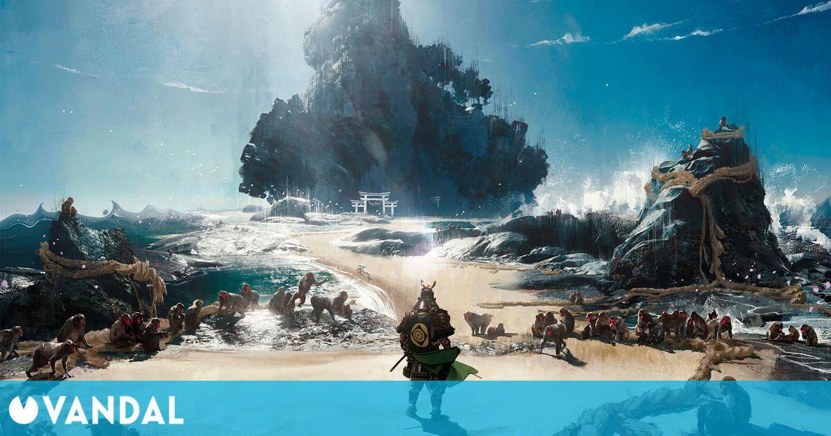 Ghost of Tsushima: Director's Cut es el juego más vendido de la semana en Reino Unido