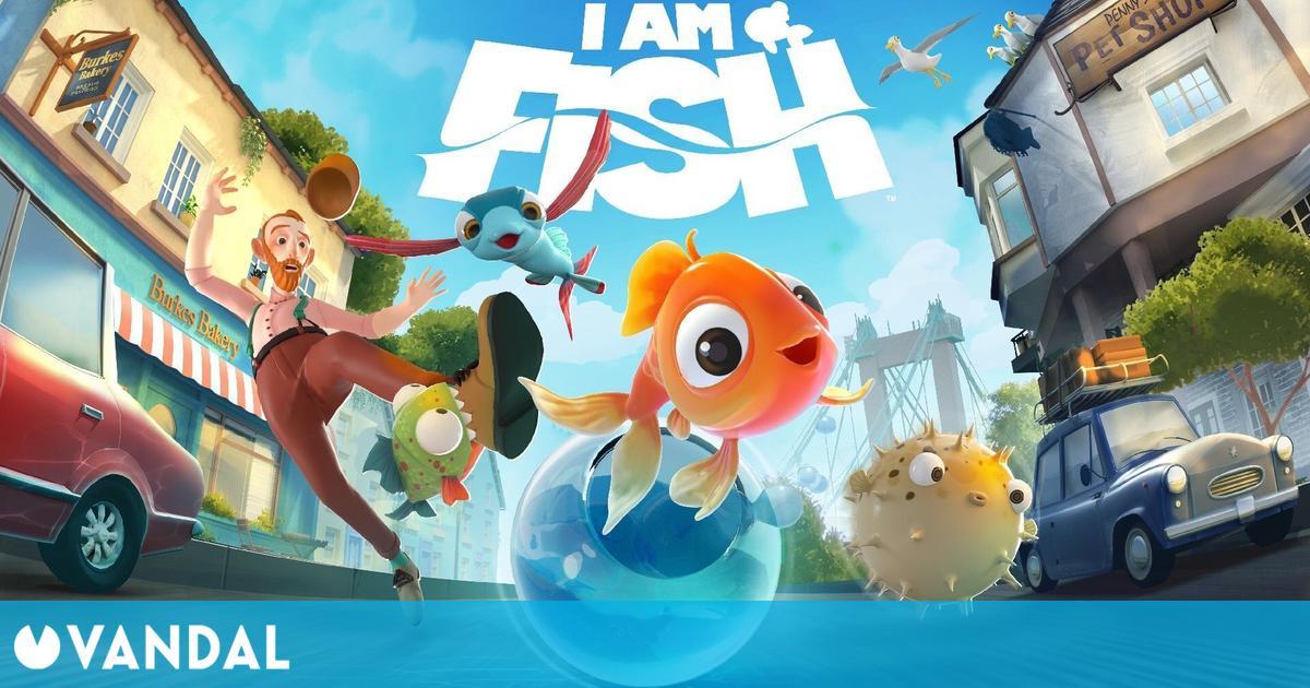 I Am Fish, lo nuevo de los creadores de I Am Bread, llega el 16 de septiembre a Xbox y PC
