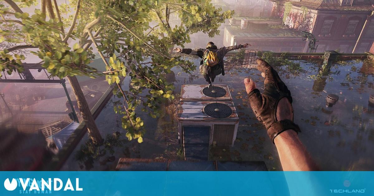 Dying Light 2 muestra su parkour en un nuevo tráiler gameplay