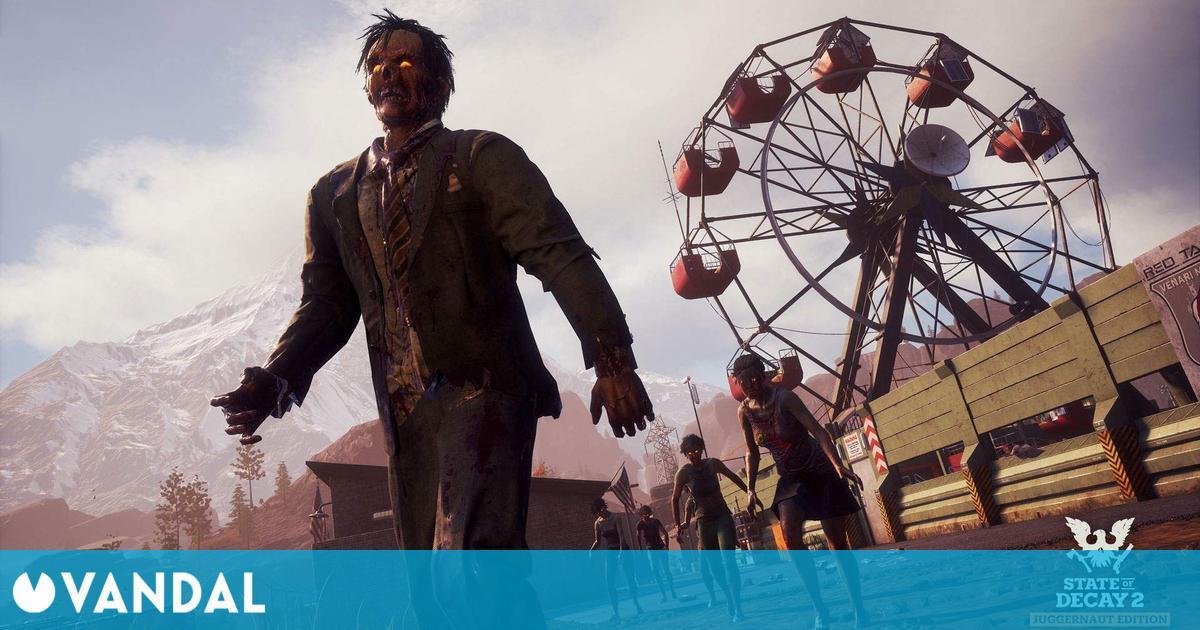 State of Decay 2: Homecoming trae de vuelta el mapa del juego original