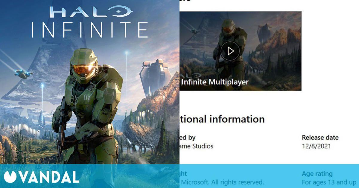 Halo Infinite saldrá en diciembre y se verá en la ONL de Gamescom, según 'insiders'