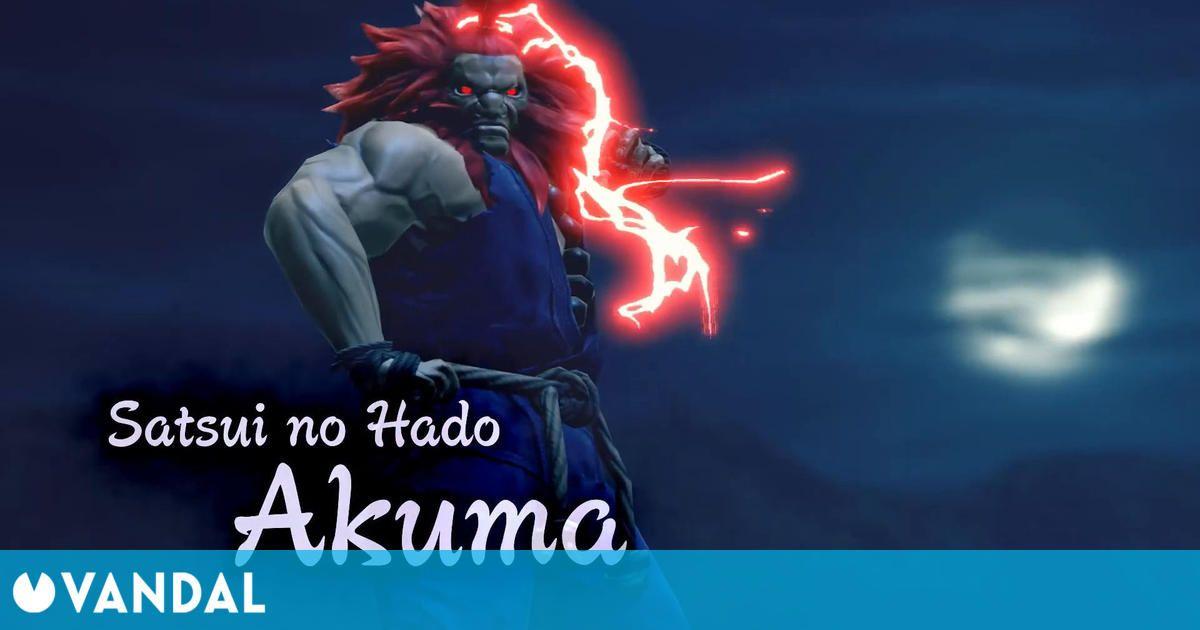 Monster Hunter Rise suma a Akuma de Street Fighter con su nueva colaboración