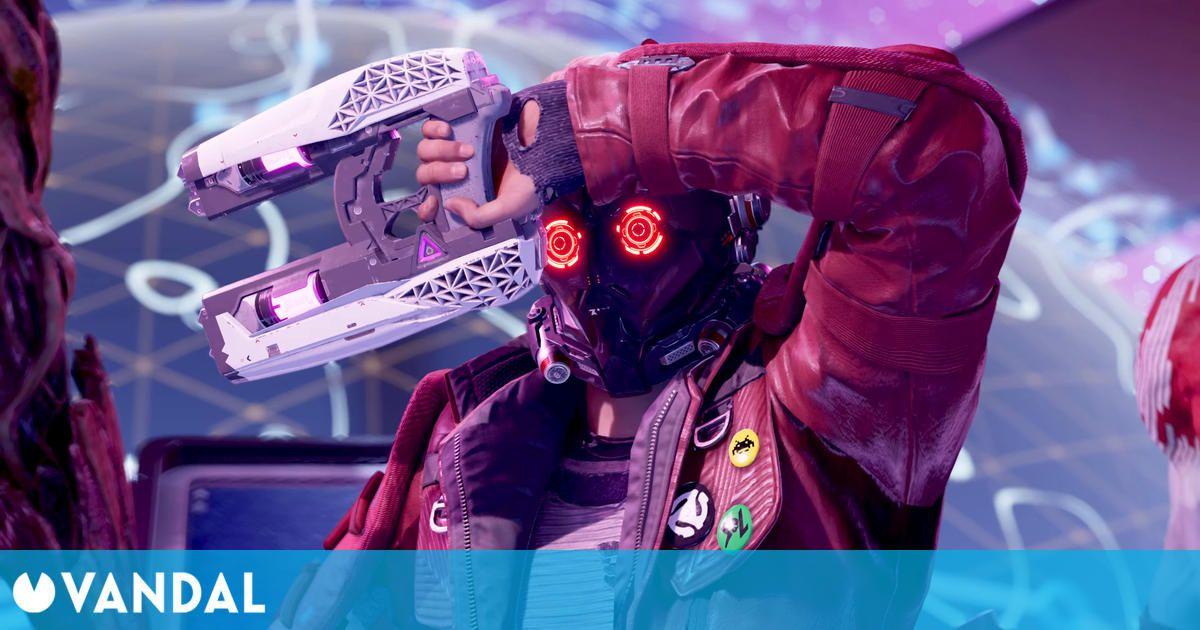 Marvel's Guardians of the Galaxy muestra una nueva secuencia con el Gran Unificador Raker