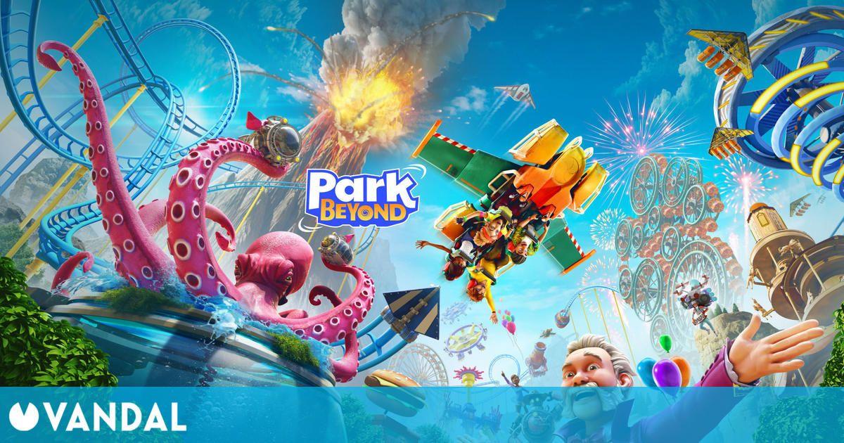 Anunciado Park Beyond, un gestor de parques de atracciones para la nueva generación