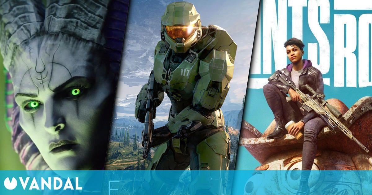 Resumen Opening Night Live gamescom 2021: fecha Halo Infinite y Horizon 2, Saints Row y más