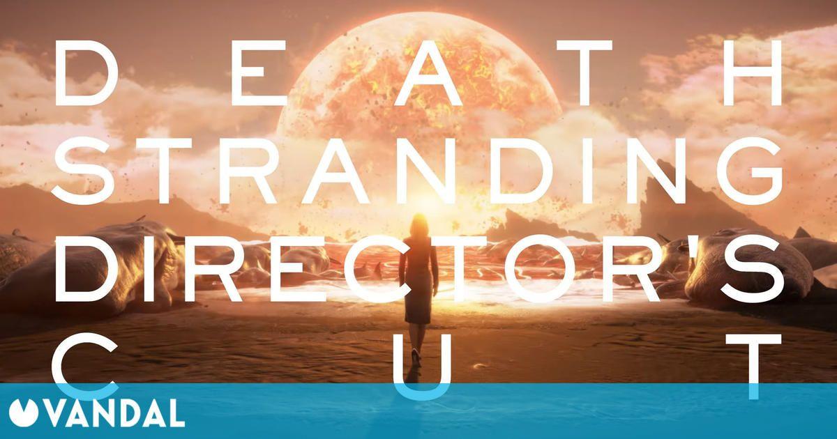 Death Stranding: Director's Cut detalla sus contenidos en este extenso tráiler