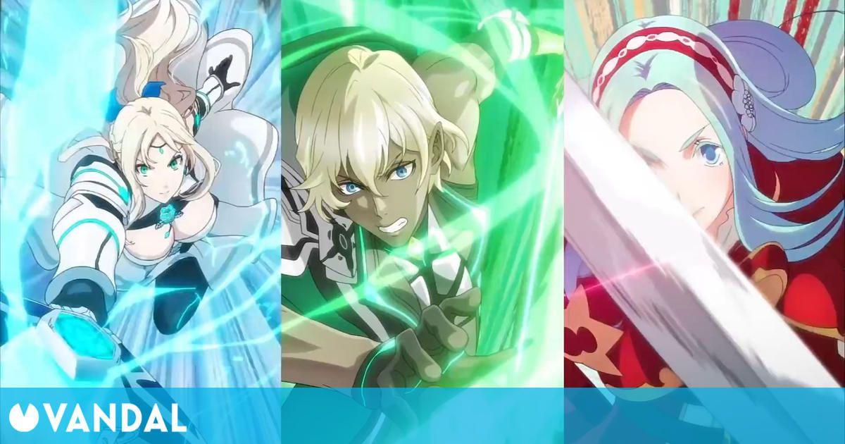 Tales of Luminaria, el nuevo RPG de Bandai Namco, llegará a iOS y Android