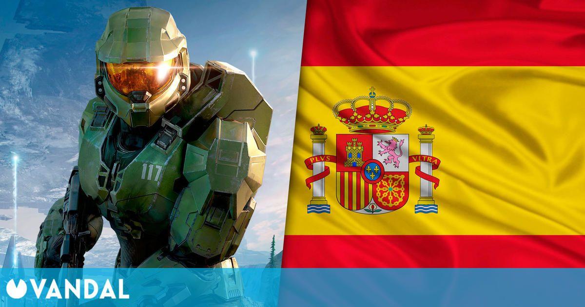 Halo Infinite tendrá doblaje en castellano, confirma Microsoft