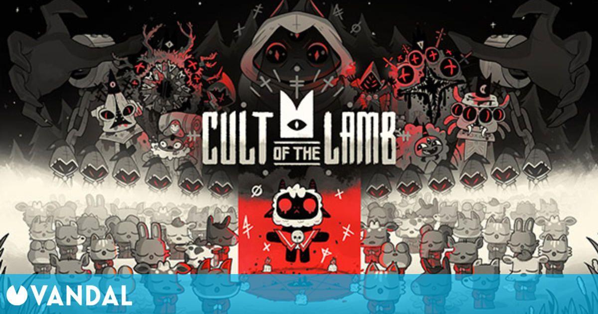 Anunciado Cult of the Lamb, la apuesta sobre sectas de Devolver Digital y Massive Monster