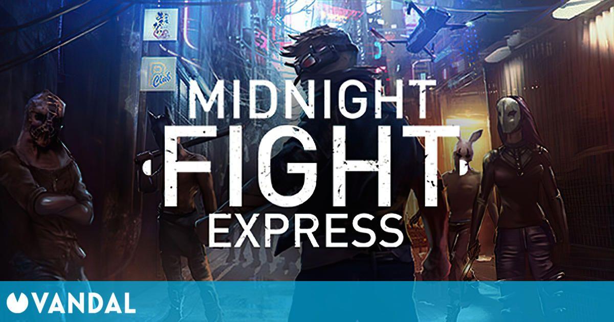 Midnight Fight Express se lanza en consolas y PC en verano de 2022