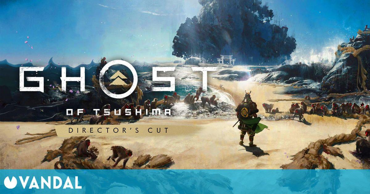 Ghost of Tsushima: Director's Cut se estrena en Japón como el más vendido de la semana